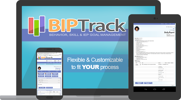 BIPTrack works on any device with an internet connection and fully supports offline data collection.